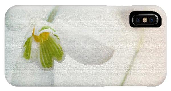 Springflower IPhone Case
