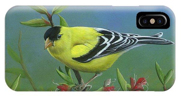 Spring's Return IPhone Case