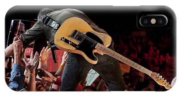 Springsteen In Charlotte IPhone Case