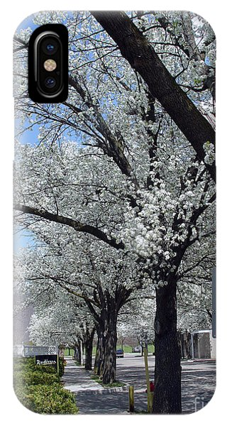 Springtime Corning Ny 2 IPhone Case