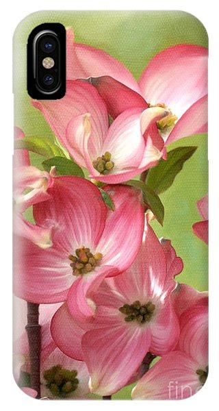 Springtime Dance IPhone Case