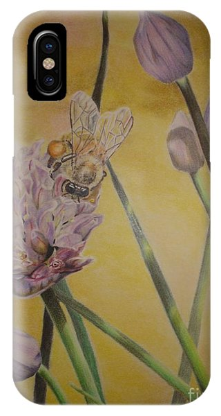 Springtime Glow IPhone Case
