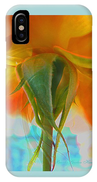 Spring In Summer IPhone Case