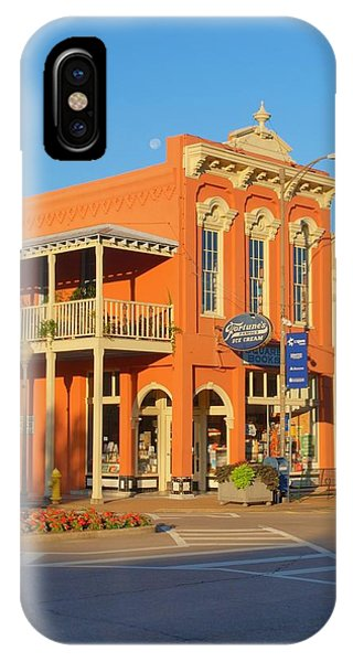 Square Books Oxford Mississippi IPhone Case