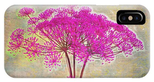 Squiggle Fun Pinked IPhone Case