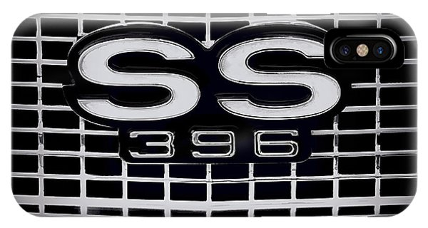 Chevrolet iPhone Case - Ss 396 by Douglas Pittman