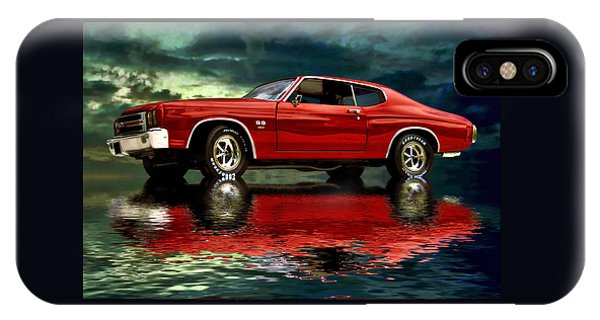 Chevelle 454 IPhone Case