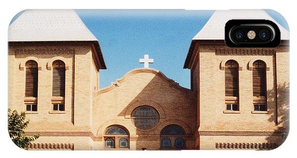 St. Albino Church IPhone Case