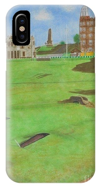 St. Andrews IPhone Case