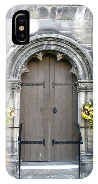 St Andrews Door IPhone Case
