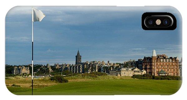 St Andrews Golf IPhone Case