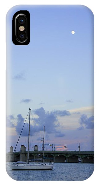 St. Augustine Sunset IPhone Case