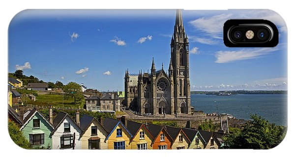 Imposing iPhone Case - St Colmans Cathedral, Cobh, County by Panoramic Images