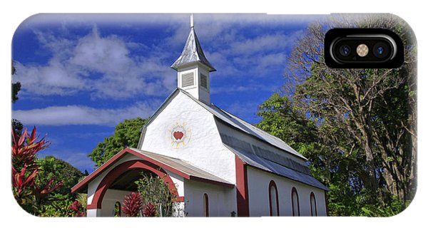 St Gabriel's Catholic Church IPhone Case