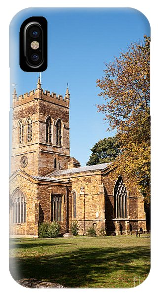 St Giles Church 02 IPhone Case