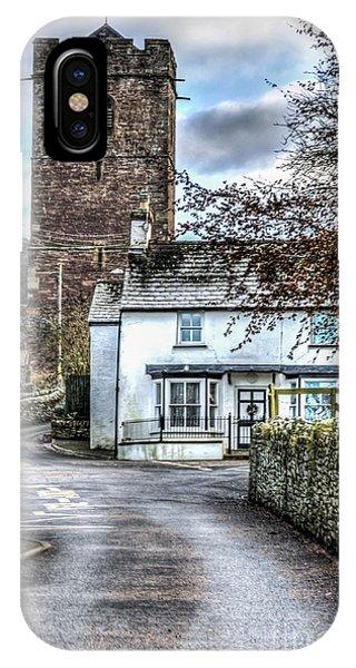 St Gwendolines Church Talgarth IPhone Case