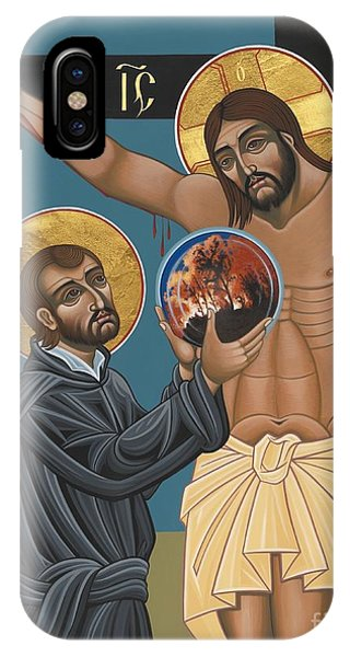 St. Ignatius And The Passion Of The World In The 21st Century 194 IPhone Case