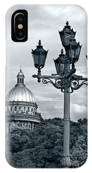 St Isaac Cathedral IPhone Case