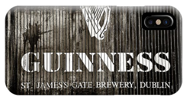 St. James Gate Brewery IPhone Case