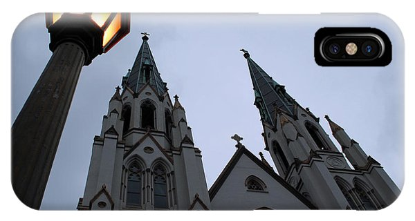 St John's Cathedral IPhone Case