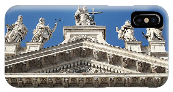 IPhone Case featuring the photograph St. John Lateran by Joe Winkler