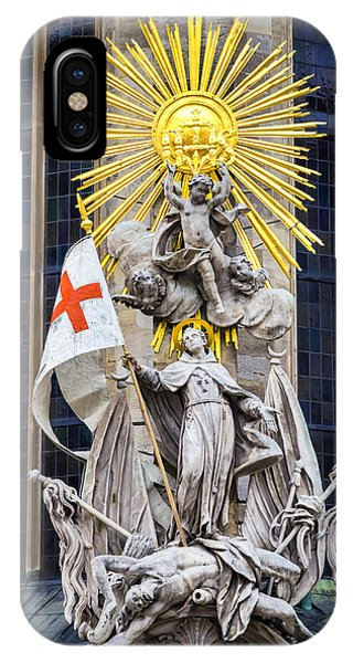 St. John Of Capistrano In Vienna IPhone Case