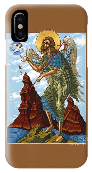 St. John The Forerunner Also The Baptist 082 IPhone Case