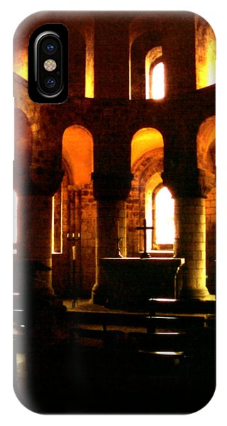 St. John's Chapel In The Tower Of London IPhone Case