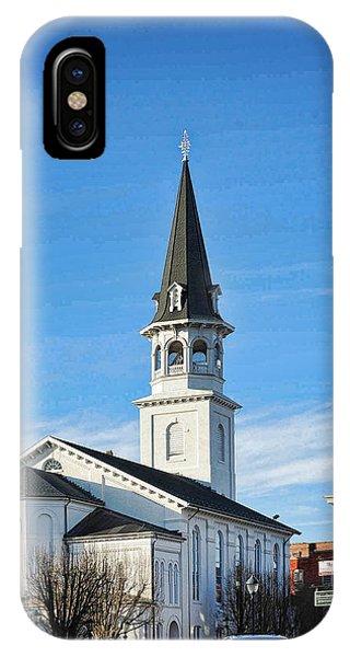St. John's Lutheran Church IPhone Case