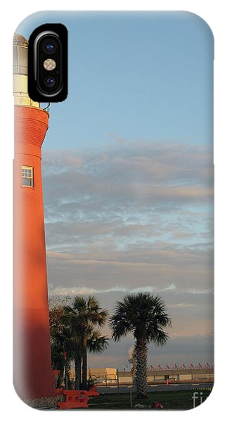 St. Johns River Lighthouse II IPhone Case