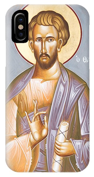 St Jude Thaddeus IPhone Case