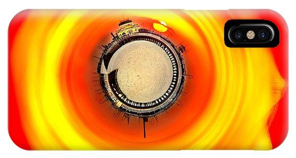 Victoria iPhone Case - St Kilda Sunset by Az Jackson