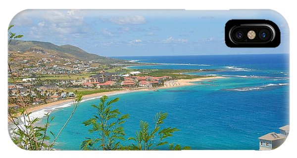 St. Kitts IPhone Case
