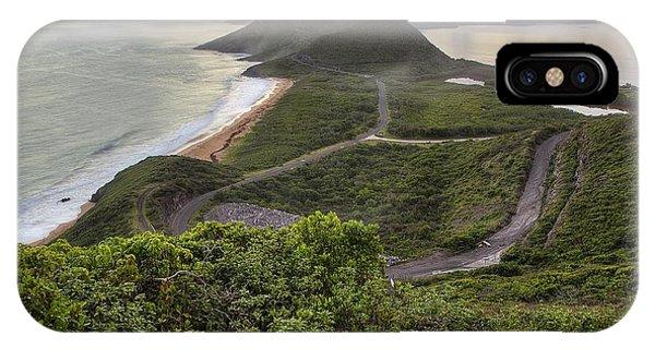 St Kitts Overlook IPhone Case