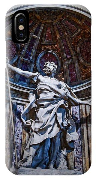 St Longinus IPhone Case