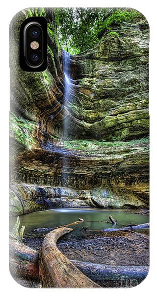 St Louis Canyon IPhone Case
