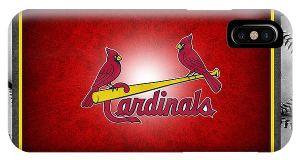St Louis Cardinals IPhone Case