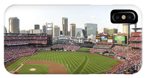 St. Louis Cardinals Pano 1 IPhone Case