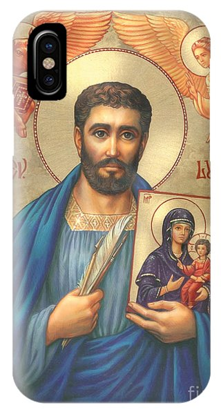 St. Luke IPhone Case