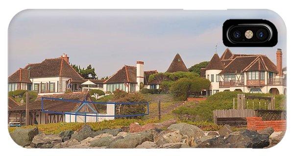 St. Malo Beach IPhone Case