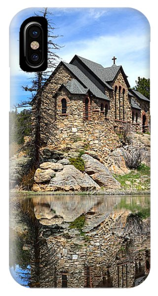 St. Malo Church IPhone Case