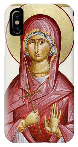 St Margarita IPhone Case