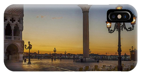 St Marks Square IPhone Case