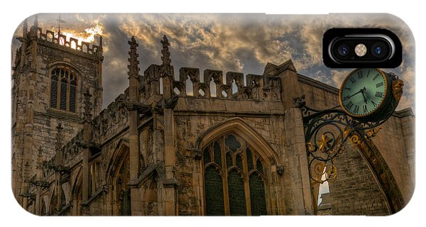St Martin Coney Street In York IPhone Case