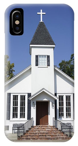 St. Mary's Chapel IPhone Case
