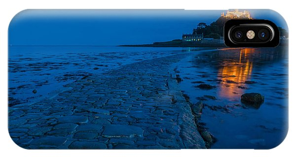 St Michaels Mount Phone Case by David Ross