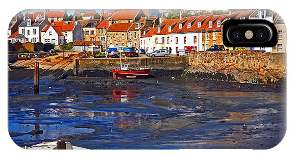St Monans Fife IPhone Case