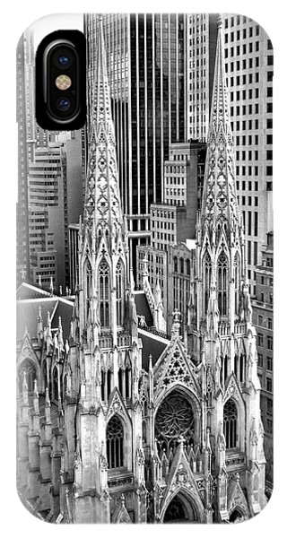St. Patrick's Cathedral IPhone Case