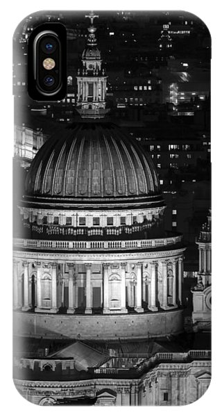 London St Pauls At Night IPhone Case