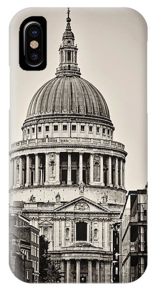 St Pauls London IPhone Case